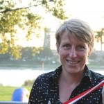 2. Platz für Bettina Ehlenberger im Damen-Einzel: Herzlichen Glückwunsch!